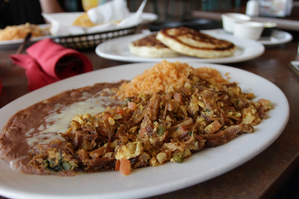 carnitas machaca