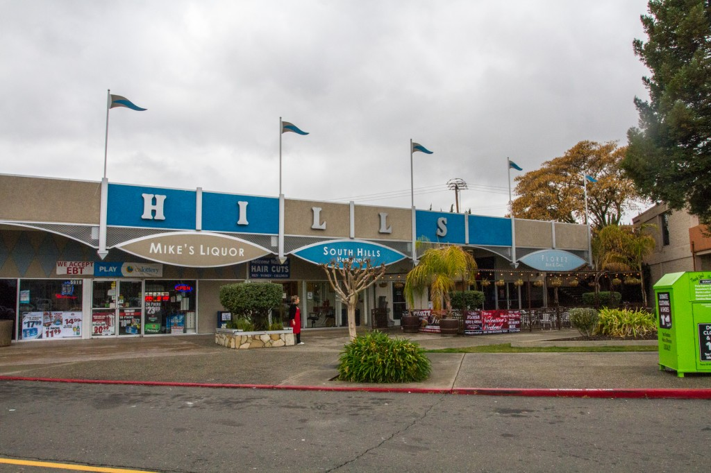 South Hill Shopping Center