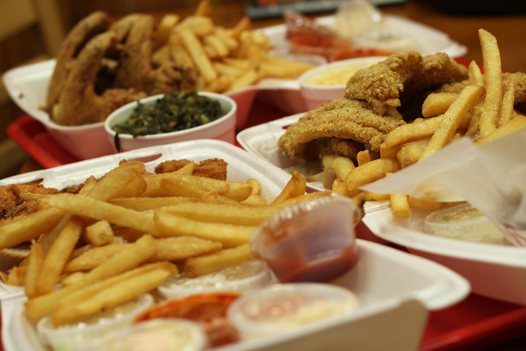 Jj fish and chicken sacramento foodways for Jjs fish and chicken